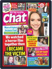 Chat Specials (Digital) Subscription November 1st, 2020 Issue