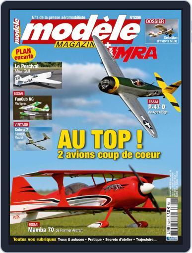 Modèle October 1st, 2020 Digital Back Issue Cover