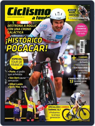 Ciclismo A Fondo (Digital) October 1st, 2020 Issue Cover