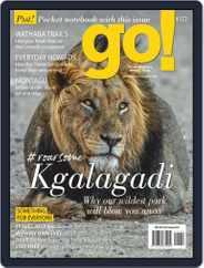 go! (Digital) Subscription October 1st, 2020 Issue