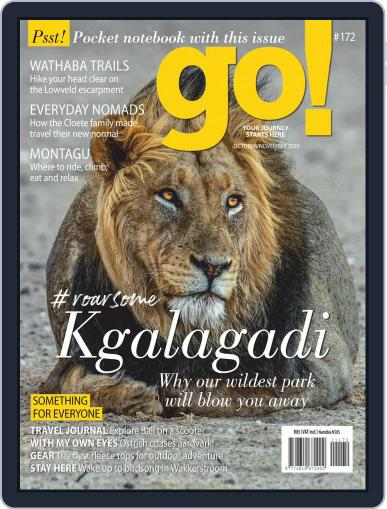 go! (Digital) October 1st, 2020 Issue Cover