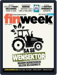 Finweek - Afrikaans (Digital) Subscription October 8th, 2020 Issue