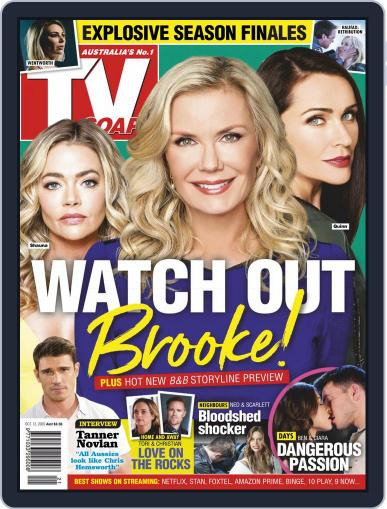 TV Soap (Digital) October 12th, 2020 Issue Cover