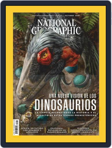 National Geographic - España (Digital) October 1st, 2020 Issue Cover