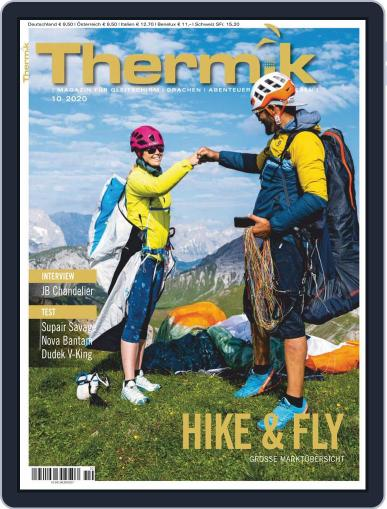 Thermik Magazin (Digital) October 1st, 2020 Issue Cover