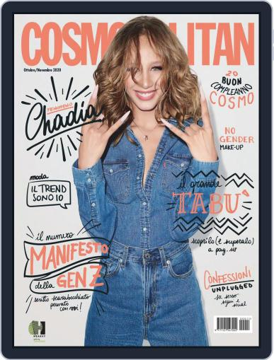 Cosmopolitan Italia October 1st, 2020 Digital Back Issue Cover