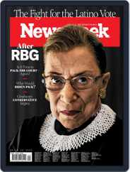 Newsweek International (Digital) Subscription October 9th, 2020 Issue