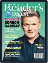 Readers Digest Australia (Digital) Subscription October 1st, 2020 Issue
