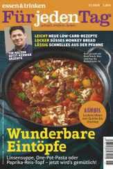 essen&trinken für jeden Tag (Digital) Subscription November 1st, 2020 Issue