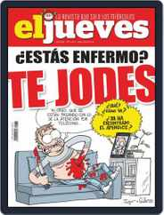 El Jueves (Digital) Subscription September 29th, 2020 Issue