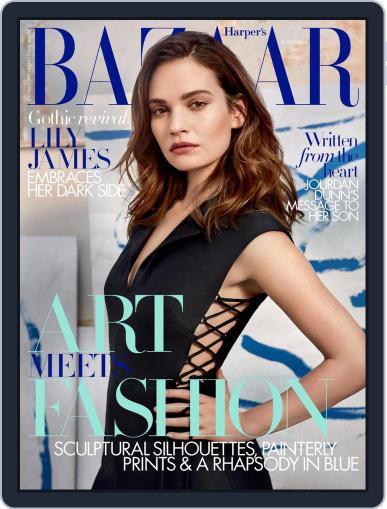 Harper's Bazaar UK November 1st, 2020 Digital Back Issue Cover