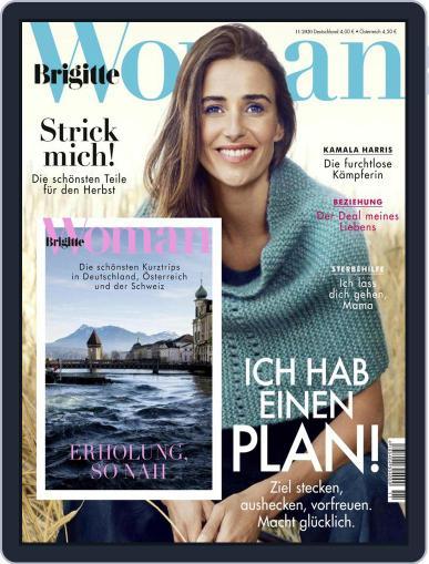 Brigitte Woman (Digital) November 1st, 2020 Issue Cover