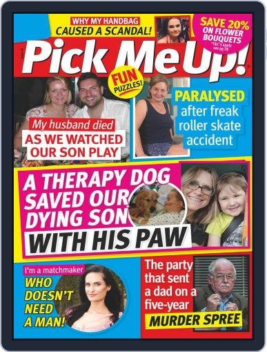 Pick Me Up! (Digital) October 8th, 2020 Issue Cover