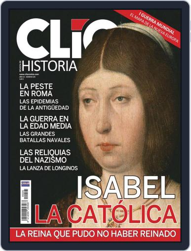 Clio September 22nd, 2020 Digital Back Issue Cover
