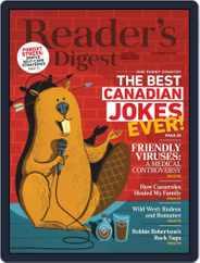 Reader's Digest Canada (Digital) Subscription November 1st, 2020 Issue