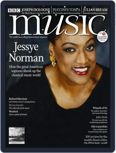 Bbc Music (Digital) November 1st, 2020 Issue Cover