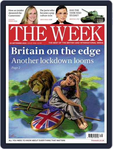 The Week United Kingdom September 26th, 2020 Digital Back Issue Cover