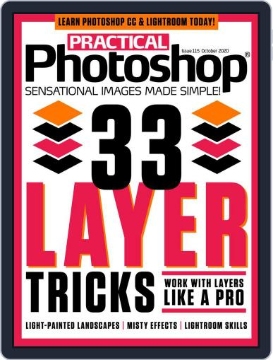 Practical Photoshop (Digital) October 1st, 2020 Issue Cover