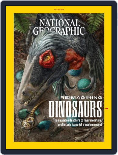 National Geographic Magazine - UK (Digital) October 1st, 2020 Issue Cover