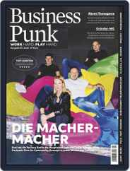 Business Punk (Digital) Subscription October 1st, 2020 Issue