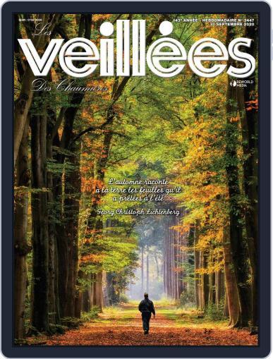 Les Veillées des chaumières September 30th, 2020 Digital Back Issue Cover