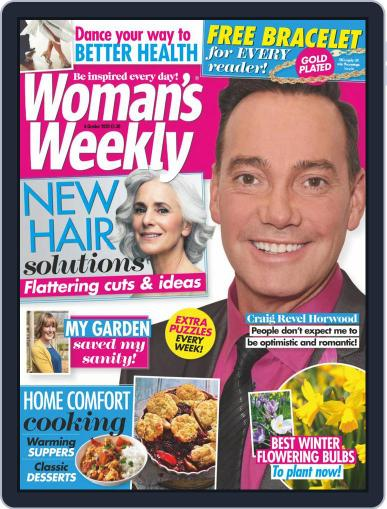 Woman's Weekly October 6th, 2020 Digital Back Issue Cover