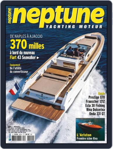 Neptune Yachting Moteur September 21st, 2020 Digital Back Issue Cover