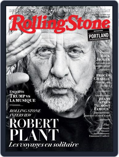Rolling Stone France (Digital) September 10th, 2020 Issue Cover