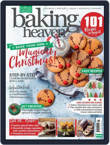 Baking Heaven (Digital) November 1st, 2020 Issue Cover