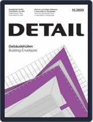 Detail (Digital) Subscription October 1st, 2020 Issue