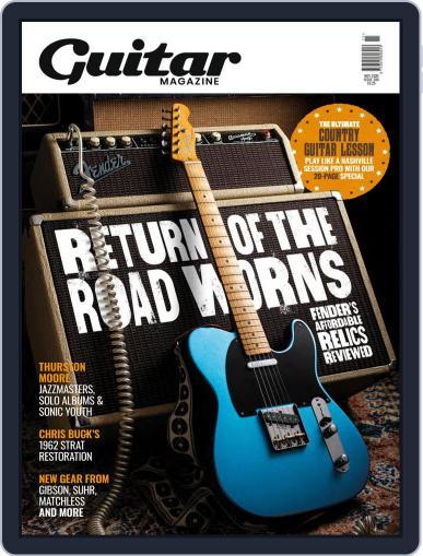 Guitar (Digital) November 1st, 2020 Issue Cover