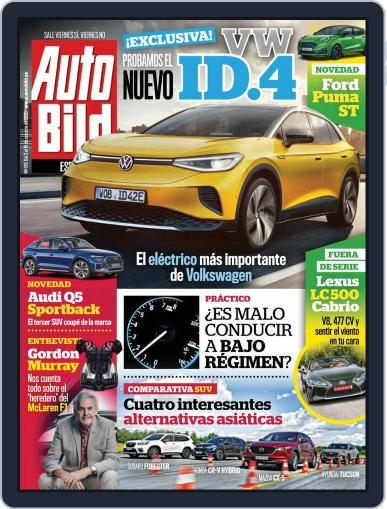 Auto Bild Es October 2nd, 2020 Digital Back Issue Cover