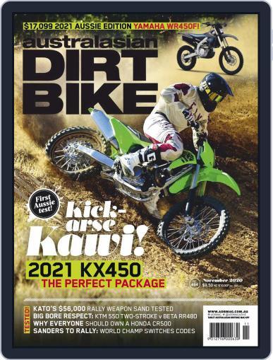 Australasian Dirt Bike (Digital) November 1st, 2020 Issue Cover