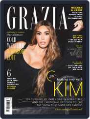 Grazia (Digital) Subscription October 19th, 2020 Issue