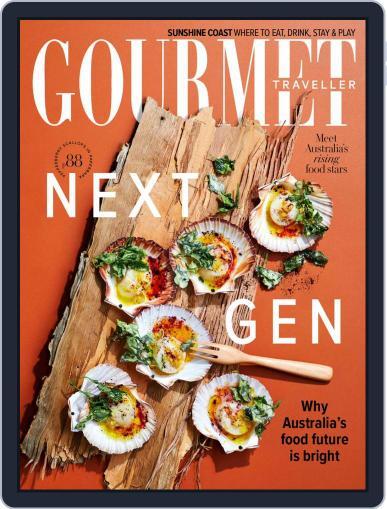 Gourmet Traveller October 1st, 2020 Digital Back Issue Cover