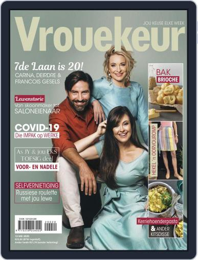 Vrouekeur (Digital) May 15th, 2020 Issue Cover