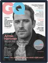 British GQ (Digital) Subscription November 1st, 2020 Issue