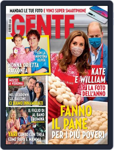 Gente (Digital) October 10th, 2020 Issue Cover