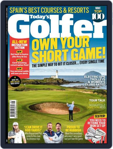 Today's Golfer (Digital) September 24th, 2020 Issue Cover