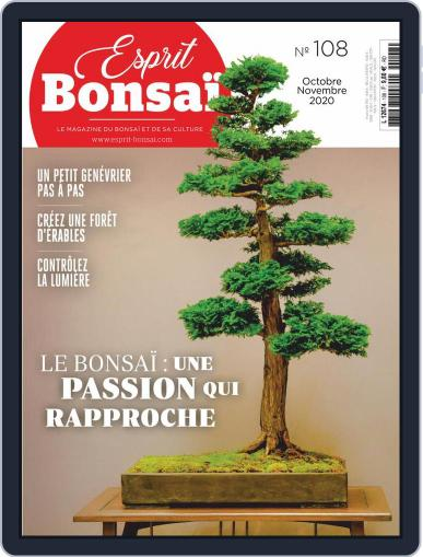 Esprit Bonsai (Digital) October 1st, 2020 Issue Cover