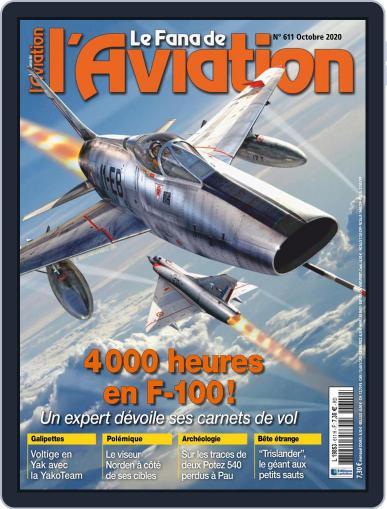 Le Fana De L'aviation (Digital) October 1st, 2020 Issue Cover