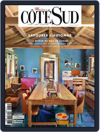 Côté Sud (Digital) October 1st, 2020 Issue Cover