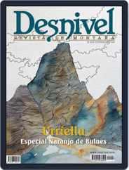 Desnivel (Digital) Subscription October 1st, 2020 Issue
