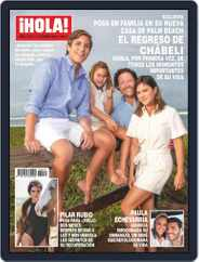Hola (Digital) Subscription October 7th, 2020 Issue