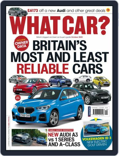 What Car? (Digital) October 1st, 2020 Issue Cover