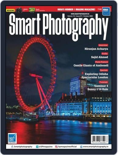Smart Photography (Digital) October 1st, 2020 Issue Cover