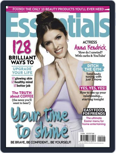 Essentials South Africa (Digital) April 1st, 2020 Issue Cover