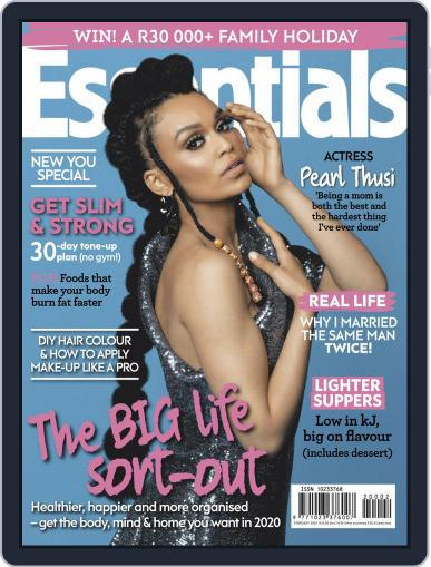 Essentials South Africa (Digital) February 1st, 2020 Issue Cover
