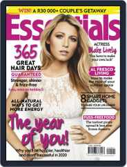 Essentials South Africa (Digital) Subscription January 1st, 2020 Issue