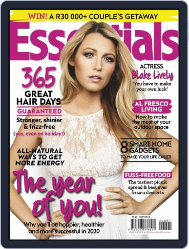 Essentials South Africa (Digital) January 1st, 2020 Issue Cover